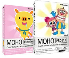 Chinese Version of Moho (Anime Studio) Pro and Debut