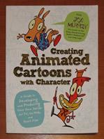 joe murray creating animated cartoons with character pdf