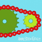 Cogs and Chain Animated