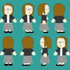 Female Solicitor Rigged