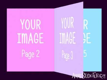 3D page turn