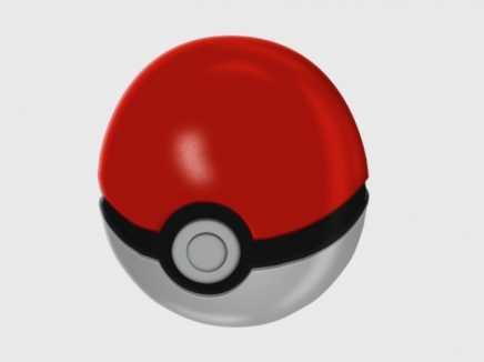 Poke Ball Animation