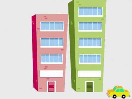 3D Buildings Effect