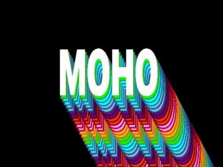 Moho Title Animated