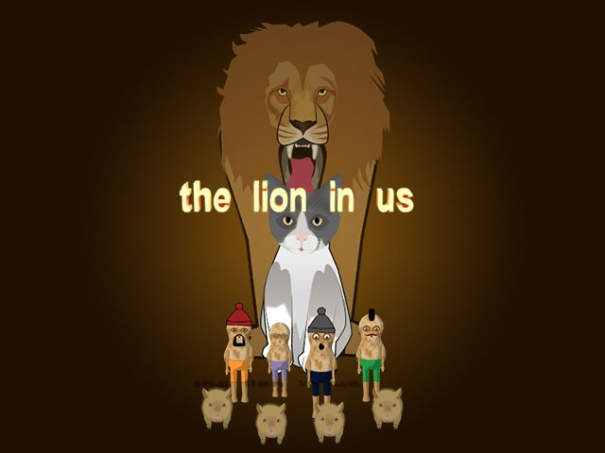 The Lion Inside Us