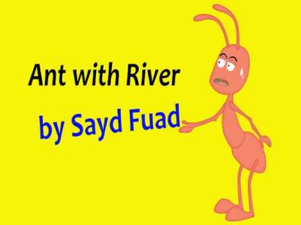 Ant and River