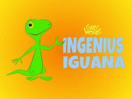 Ingenius Iguana