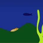 The fearful fish