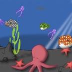 Puffer fish animation