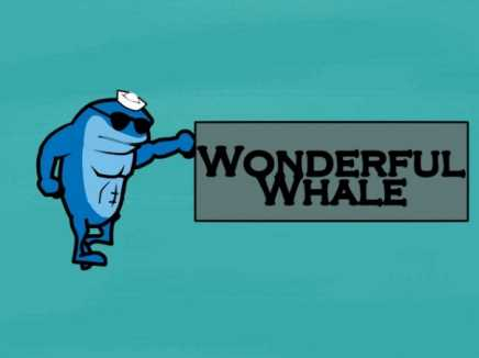 Wonderful whale