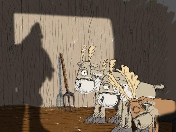Opening Reindeer Stable