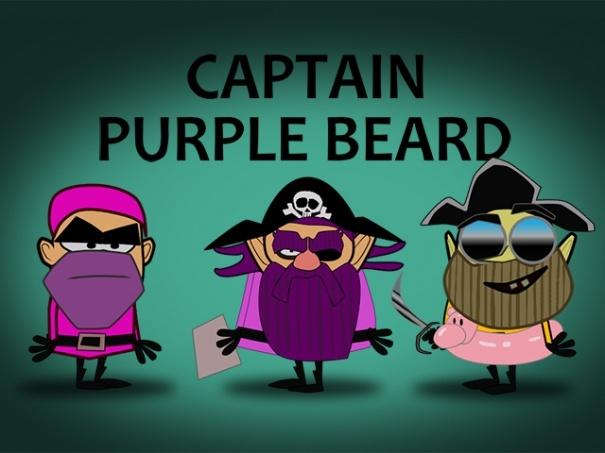 The Book of Captain Purple Beard