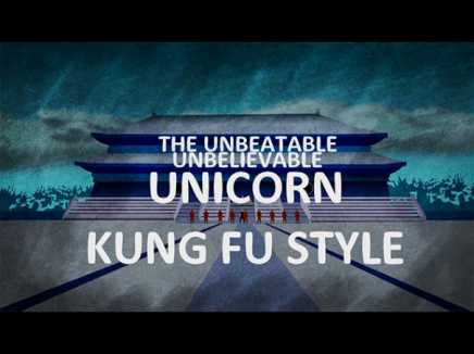 The Unbeatable Unbelievable Unicorn Kung Fu Style
