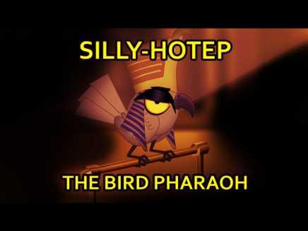 SILLYHOTEP The Bird Pharaoh