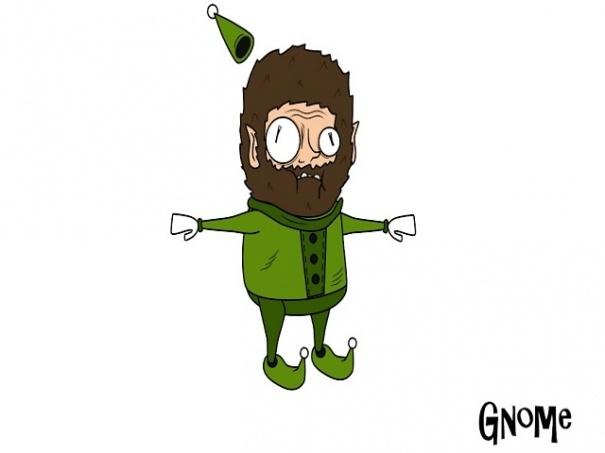 Gnome Rigg
