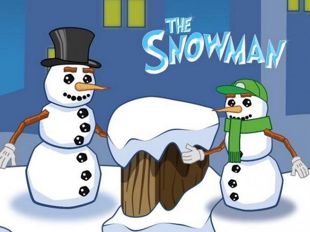 Snowmen Snowfight