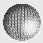 animated 3d discoball