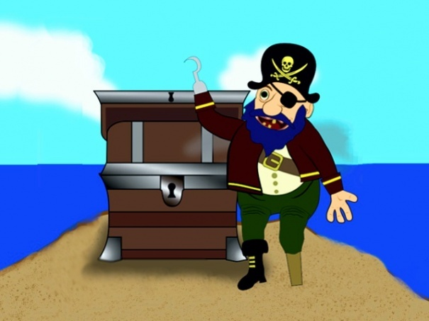 How to be a Pirate part 1