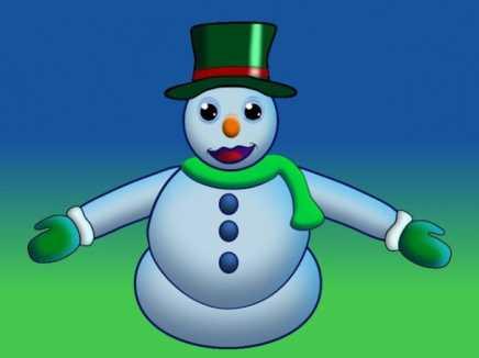 Redo Snowman