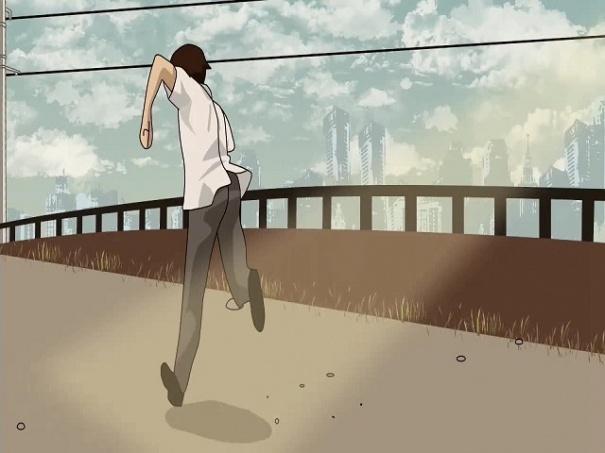 Anime Running Pass