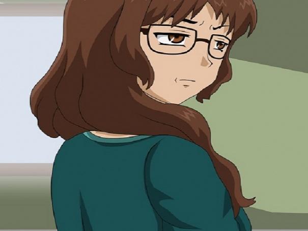 Anime Complained Mom