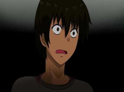 Anime Shocking Scene