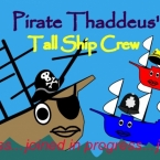 Pirate Thaddeus Tall Ship Rescue Heroes Patrol