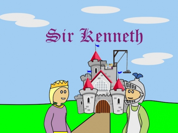 Sir Kenneth