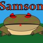 Samson Terror of the Woods