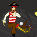 Pirate with Rum