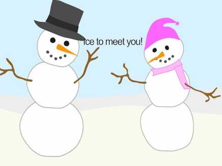 Snowman Date Fails