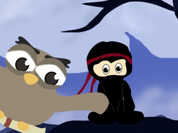 The ninja cookie hunt calling