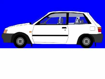 Car small car