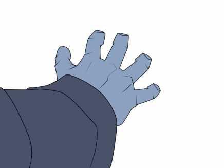 Hand by Yevgeniy