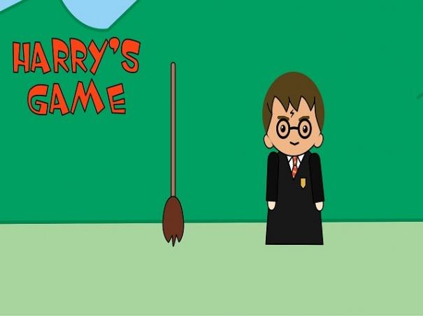 Harrys Game