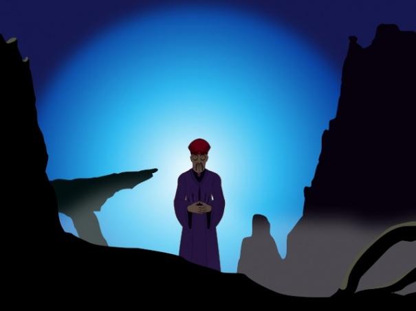 Orestes the magician