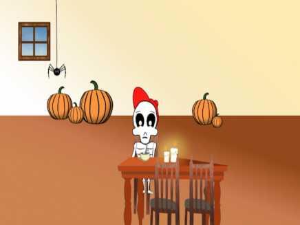 Skeltons Halloween