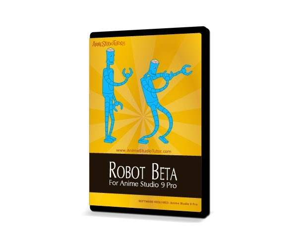Robot Beta V1 Preview 1