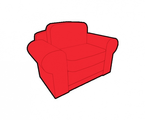 3D Chair Preview 3