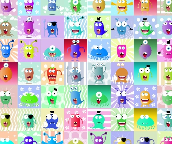 Monster Avatar Maker Preview 1
