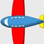 Cartoon Aeroplane