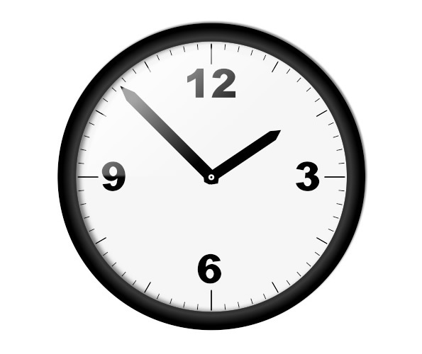 Time Lapse Clock Preview 1