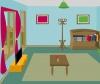 Pseudo 3D Room Preview 1
