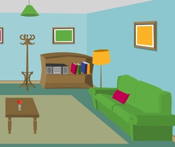 Pseudo 3D Room Preview 2