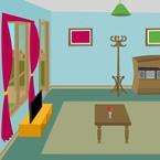 Pseudo 3D Room