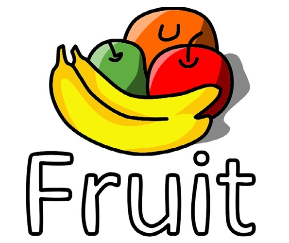 Fruit Whiteboard Style Preview 1