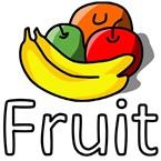 Fruit Whiteboard Style