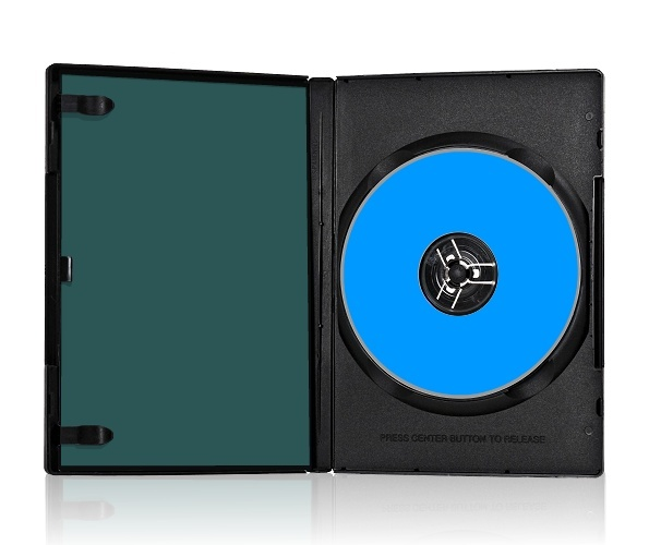 DVD Case Template Preview 2