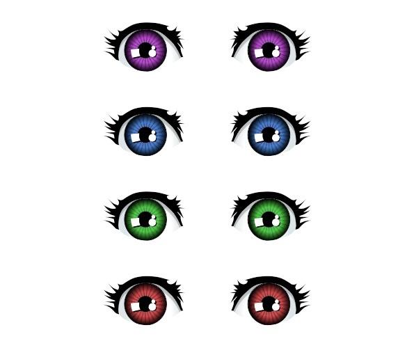 Manga Eyes Preview 1