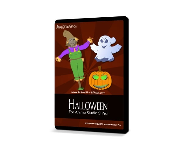 Halloween Characters Preview 1
